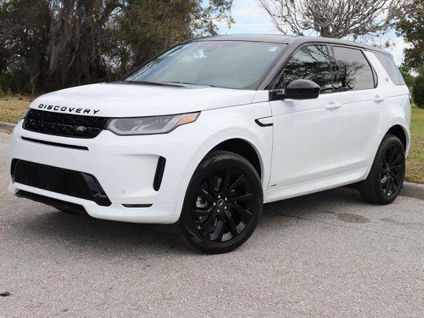 Продам 2020 Land Rover Discovery Sport