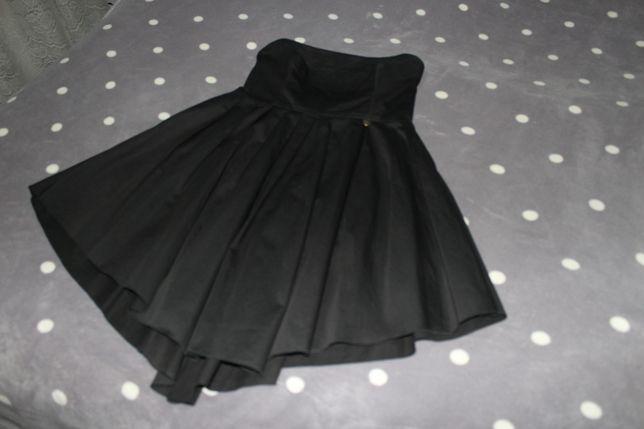 ЧЁРНОЕ вечернее платье KAREN C.