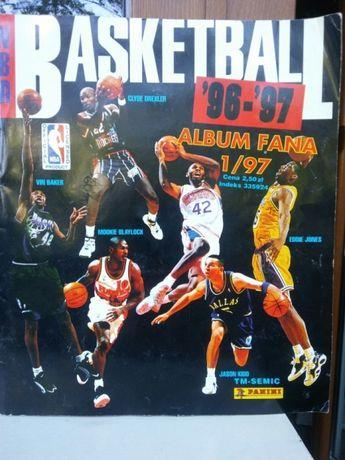 """""""> OKAZJA """"< Album z koszykarzami 96' -97' ."""