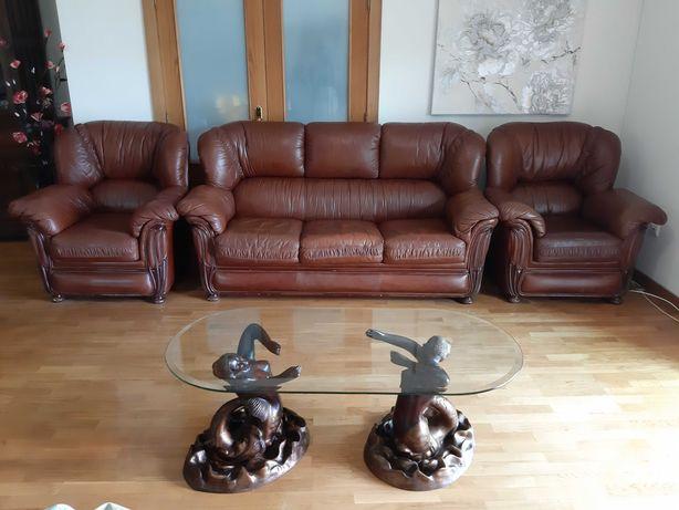 Móveis requintados de sala de estar