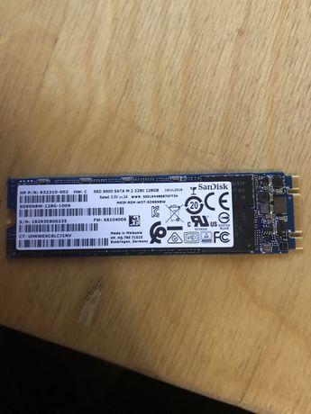 Ssd SanDisk x600 SATA M.2 2280 128Gb