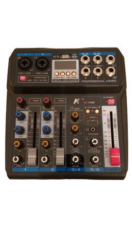 Mikser domowe studio mixer mp3 BT nagłośnienie