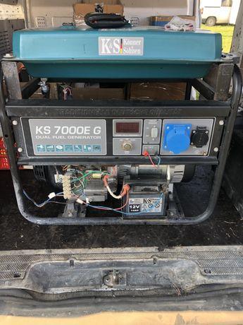 Бензо-газо генератор