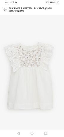 Sukienka Zara 104 nowa