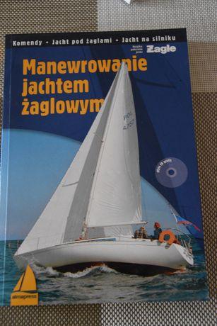 Książka Manewrowanie jachtem żaglowym