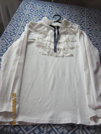 блузка для школи підліток 9-13 років
