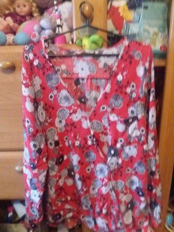 Bluzka tunika koszula TU