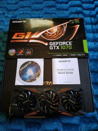 Видеокарта Gigabyte 1070 G1 Gaming