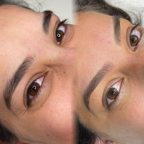 Design de sobrancelhas - Microblading  - Micropigmentação - Depilação