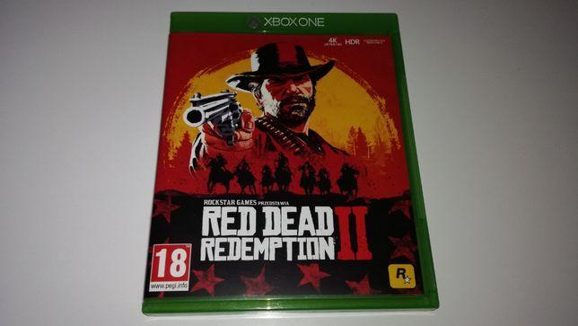 xbox one RED DEAD REDEMPTION PL po polsku+mapa