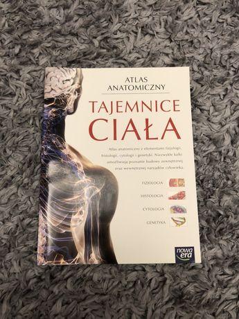 Atlas Anatomiczny Tajemnice Ciała NOWA ERA