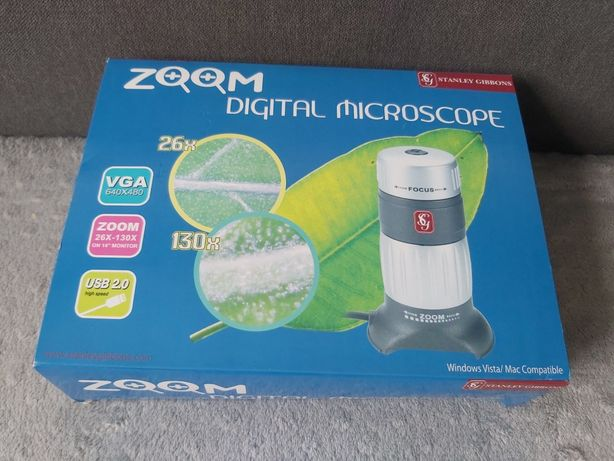 Mikroskop cyfrowy Ziom digital ×1000