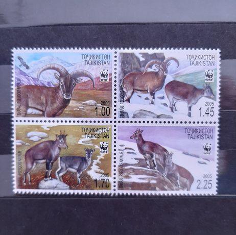 Znaczki pocztowe - zestaw 204