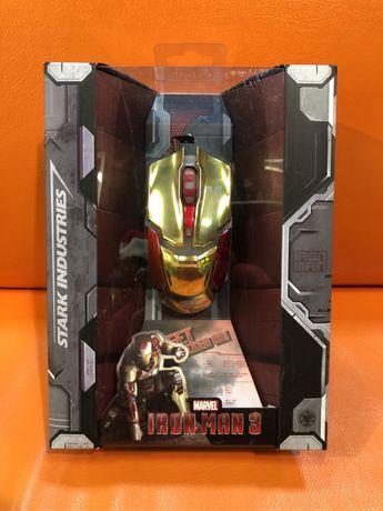 Мышка E-BLUE Iron Man 3 EMS610GOAA Орегинал Новая проводная