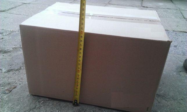 Kartony 380x300x270 390x300x330 opakowania pudła tektura makulatura