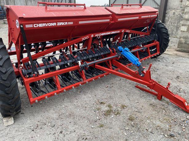 Сеялка зерновая СЗ-3,6 Червона Зирка