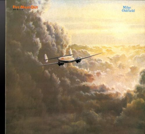 Vinil Album - Mike Oldfield - Five Miles Out