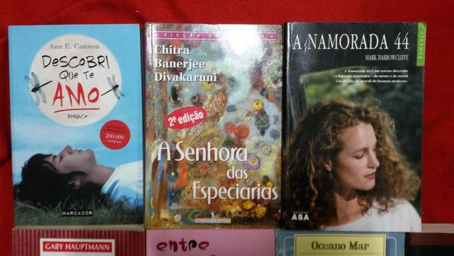 livros romance