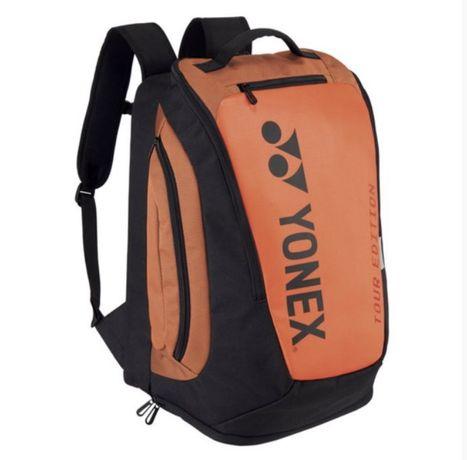 Теннисный рюкзак Yonex, рюкзак для тенниса, сквоша, бадмин