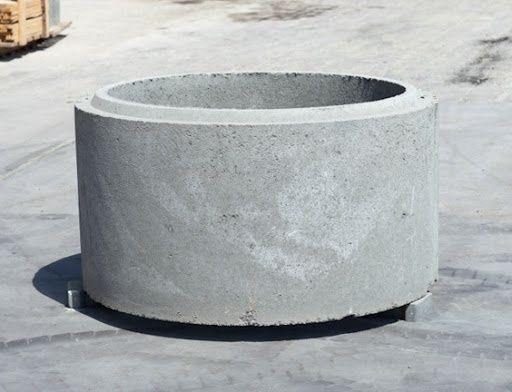 Krąg betonowy 1m. Szałe. Kalisz.