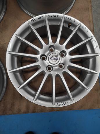 144 Felgi aluminiowe VOLVO R17 5x108 otwór 63,3 Bardzo Ładne