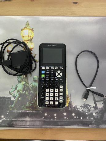 Calculadora Gráfica Texas TI-84 Plus CE-T