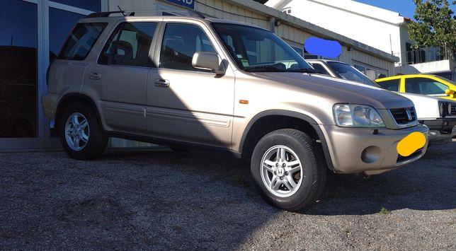 Jipe Honda CR-V ano 2000