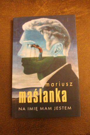 Na imię mam Jestem Mariusz Maślanka
