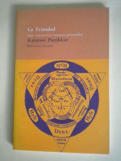 La Trinidad de Raimon Panikkar