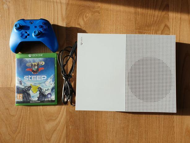 Konsola Xbox One S 1TB + pad + gra