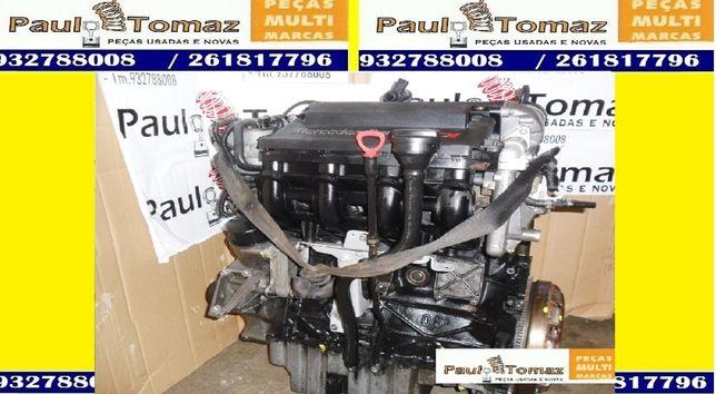 Motor 611980 Mercedes Vito 112 CDI 2.2 cdi cx A638