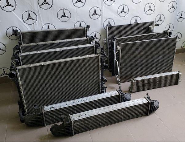 Радиатор Інтеркулер Кондиционер w212 w221 w164 ML164 АвтоРозборка