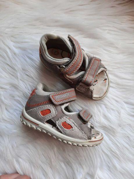 Кожаные босоножки сандалии Primigi размер 21  13.2 см стелька