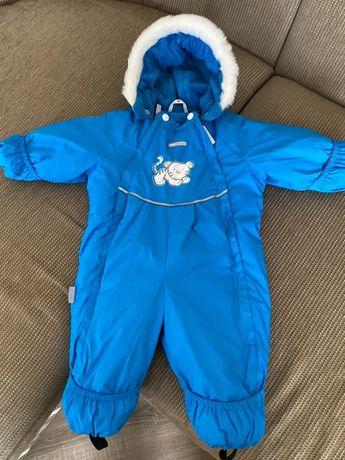 Продам дитячий зимовий комбінезон Lenne