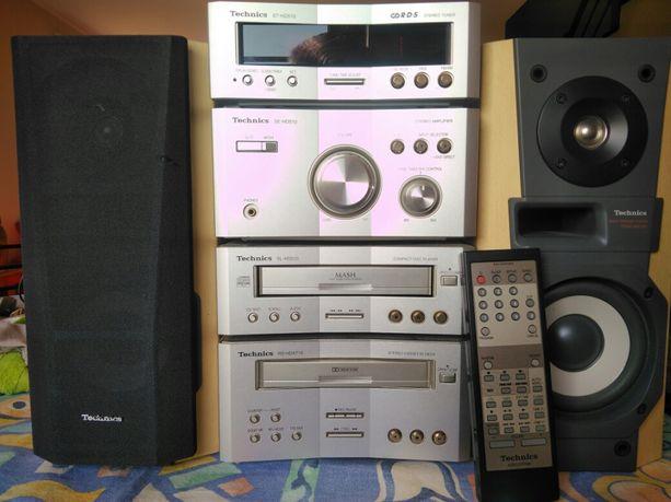 Wieża Technics SE-HD510