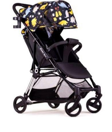 Продам коляску новая ninos mini 2 неделя в пользовании