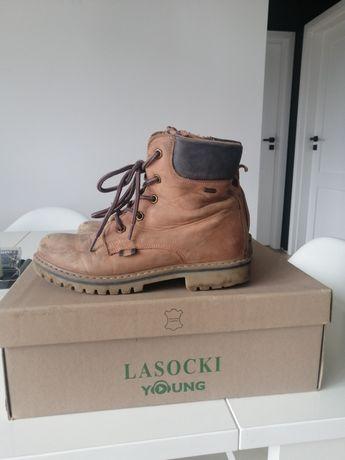 Trapery dziecięce firmy Lasocki