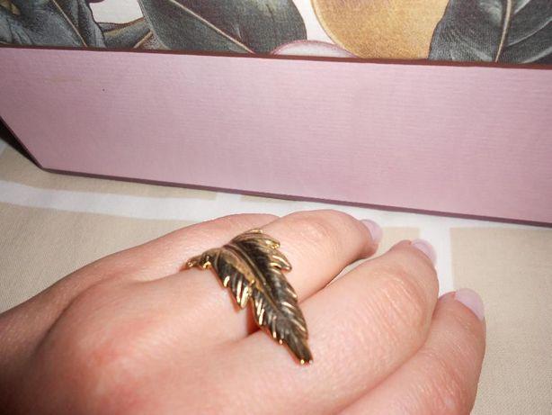 anel dourado bimba&lola