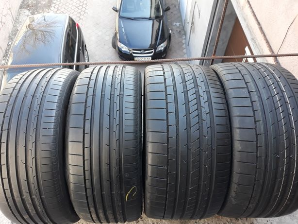 275/45/21+315/40/21 Continental Sportcontact 6 MO