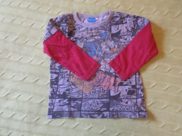 Camisola Disney, com pato donald