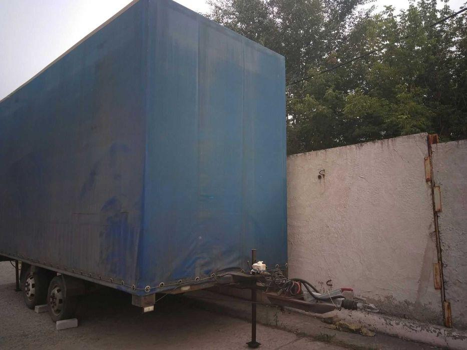 Прицеп грузовой АРЕНДА Запорожье - изображение 1