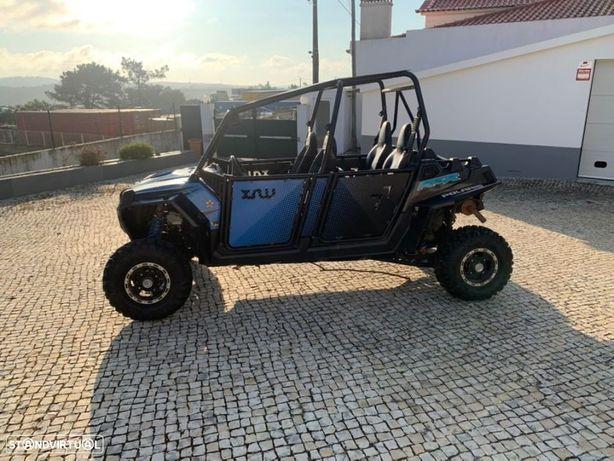 Polaris RZR 900 S 4 lugares
