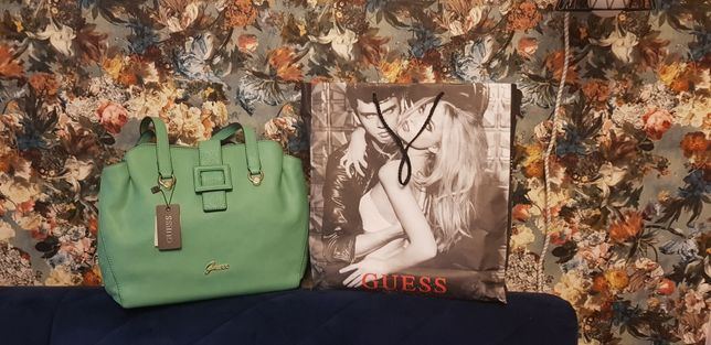 Nowa torebka Guess