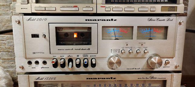 Magnetofon kasetowy Marantz 5010