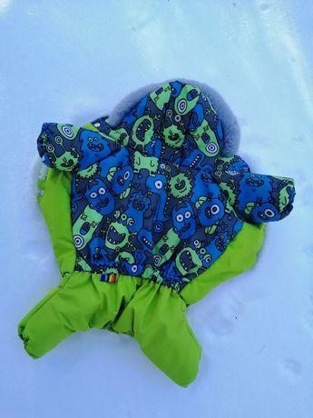 Одежда для собак комбинезон зима