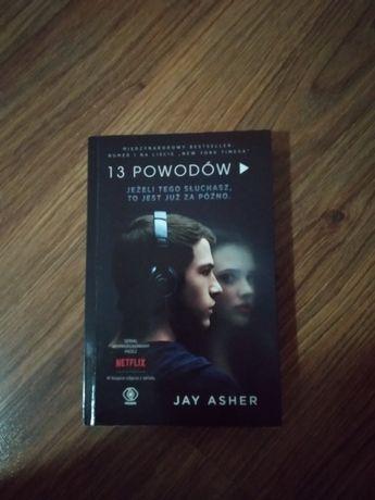 13 powodów Jay Asher
