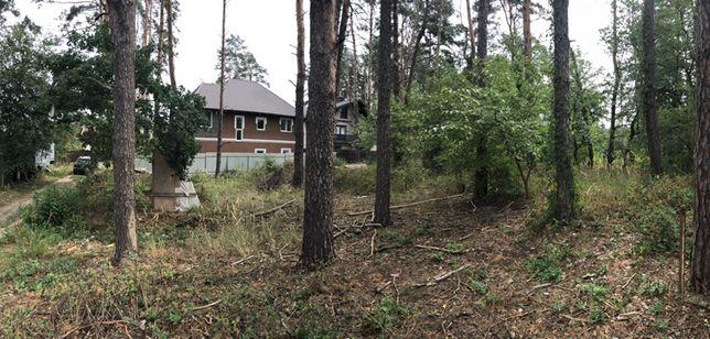 Земельный участок в лесной зоне города Буча