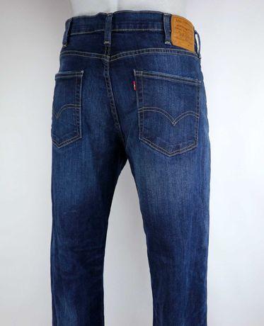 Levis 511 spodnie jeansy W38 L32 pas 2 x 49 cm