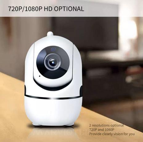 Беспроводная IP камера Wifi IP CCTV детская видеоняня