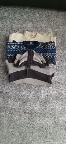 Trzy swetry w Pakiecie Taniej!
